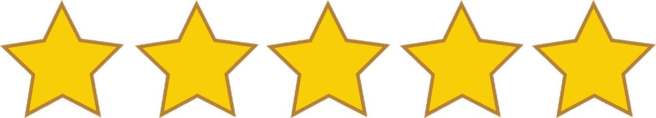 5,0 von 5 Sterne
