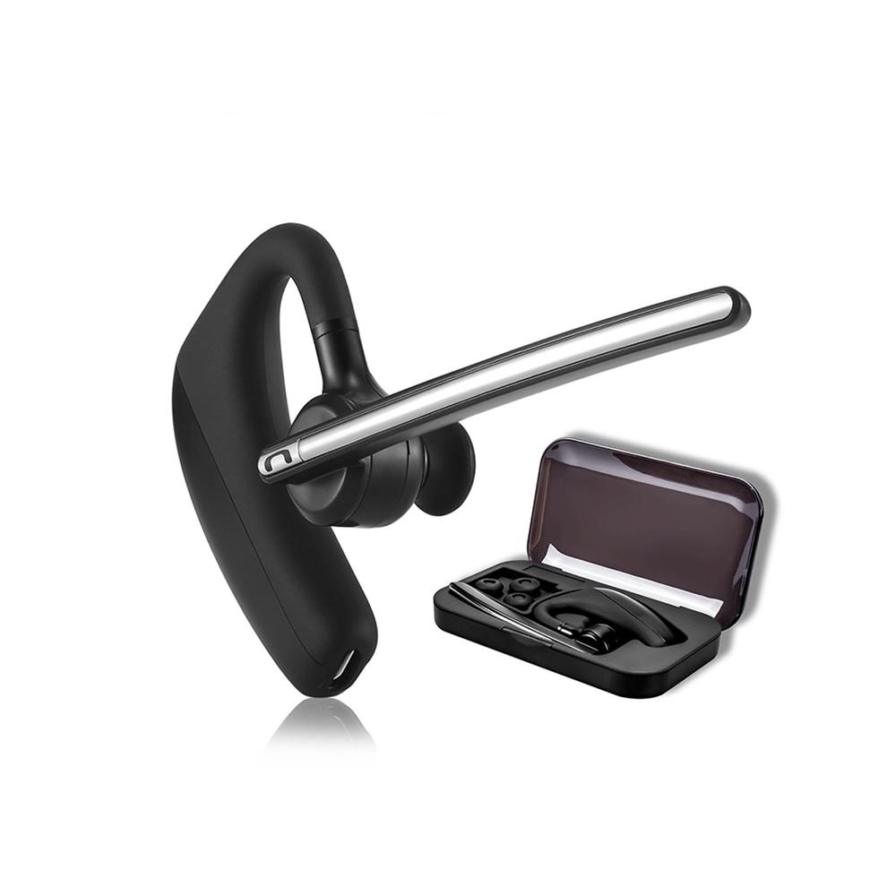 happyset Voice - Bluetooth Headset für iPhone Samsung Galaxy Huawei Telefon Computer