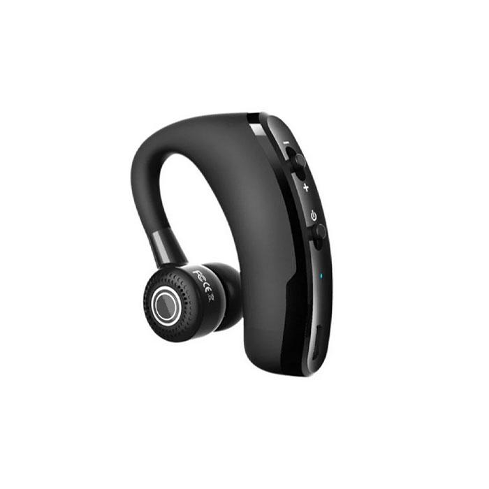 happyset - Basic Bluetooth Headset zum Telefonieren im Auto unterwegs Büro Home Office